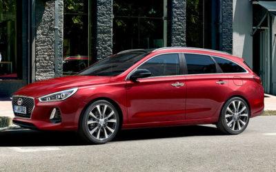 Posledné modely 2019  – Hyundai i30 kombi !